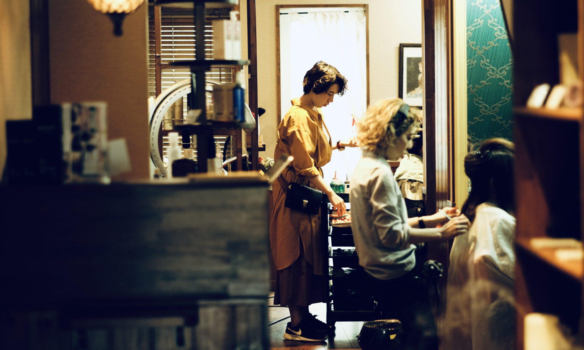 Cafe&Hair Salon Ohana